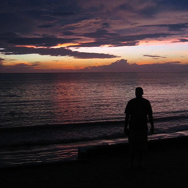 Khao Lak Beach 2004