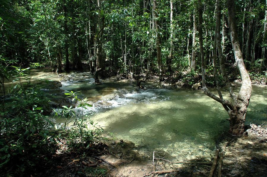 Khao Nor Chuchi Nationalpark