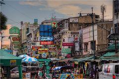 Khao San Road.....