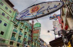 Khao San Road...