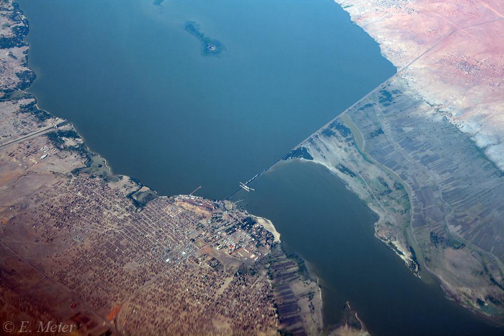 Khartoum - Hauptstadt des Sudan