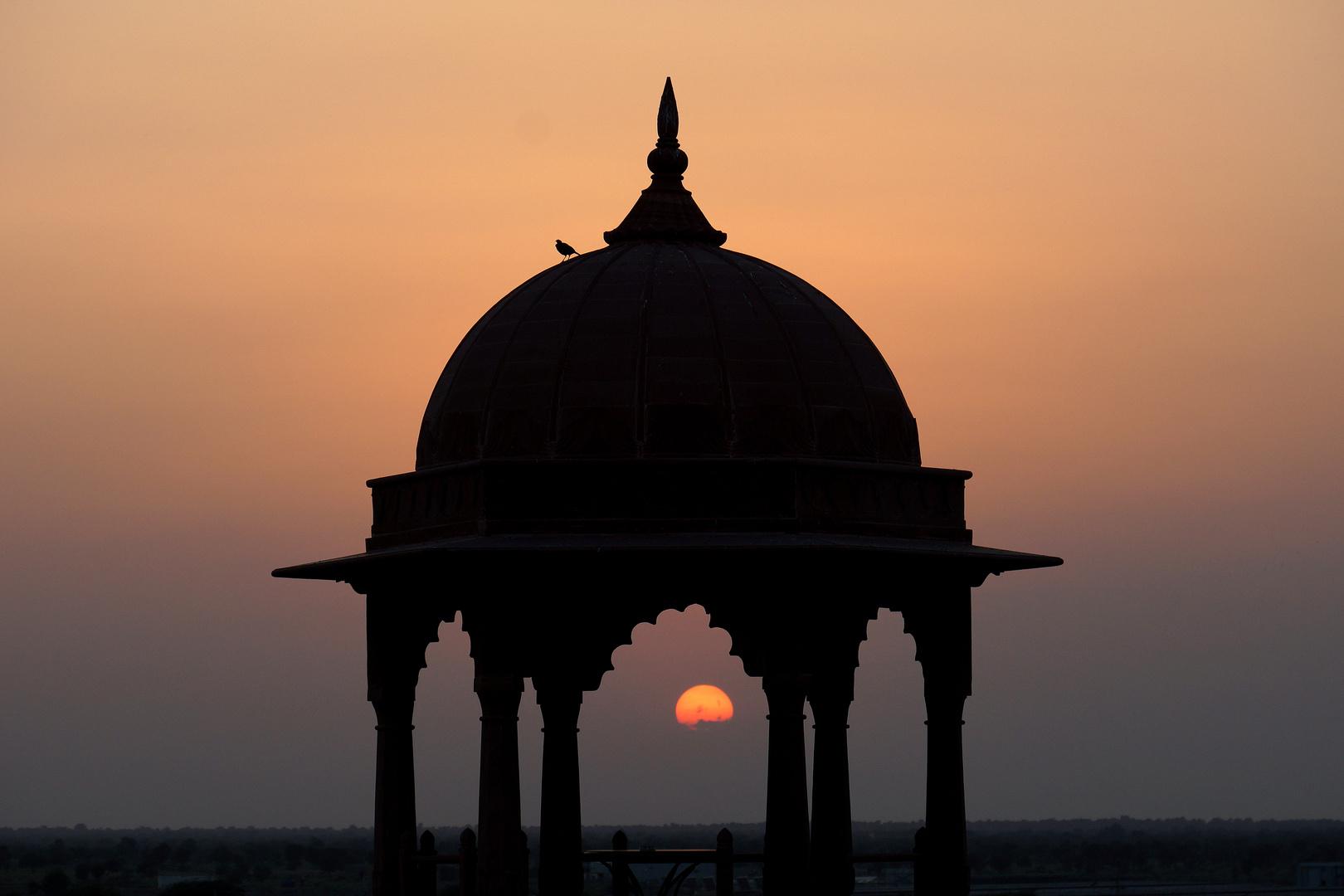 Khimsar Fort, Rajasthan, Indien