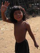 Khmer Mädchen
