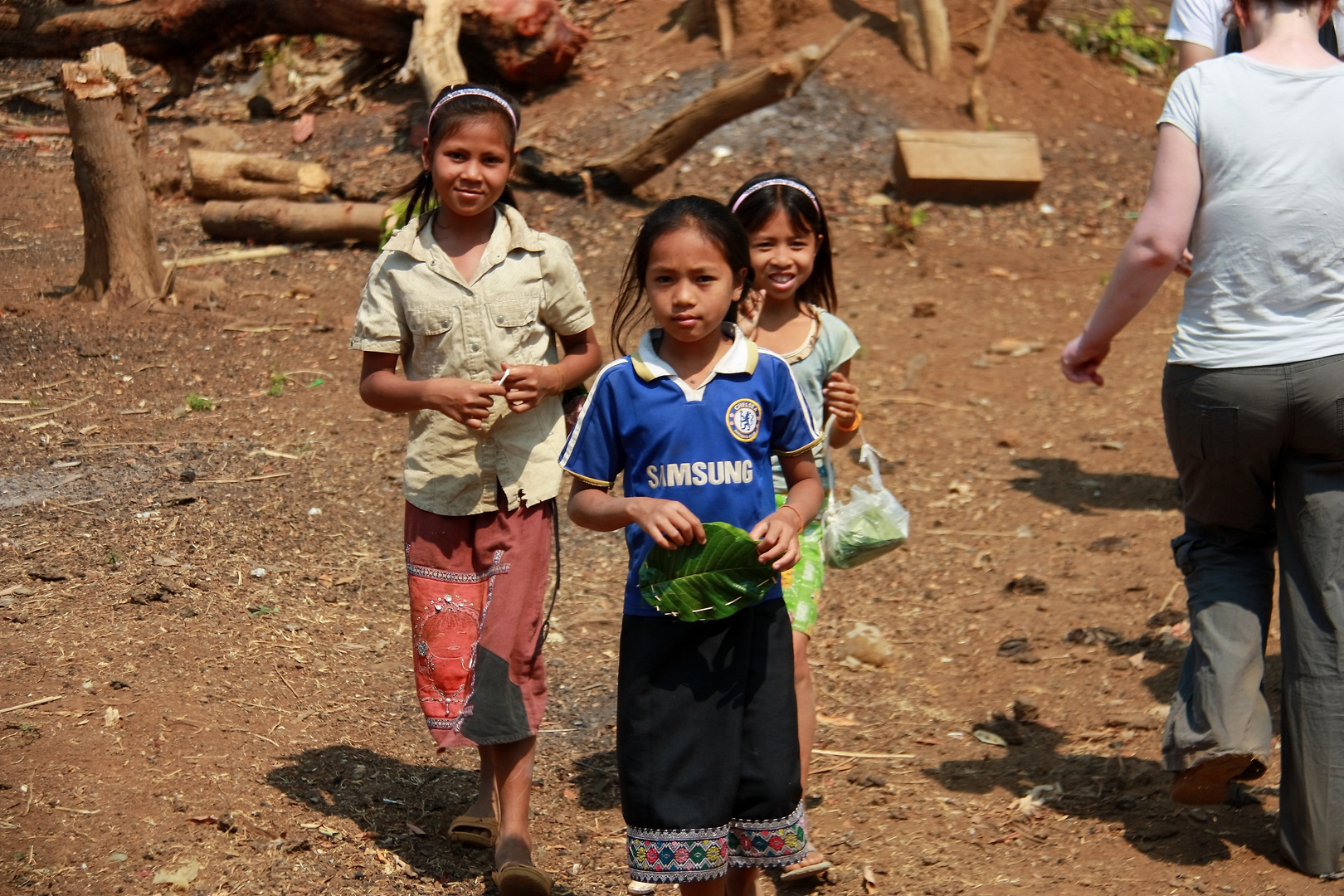 Khmu - Kinder
