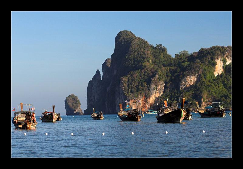 Kho Phi Phi Bay