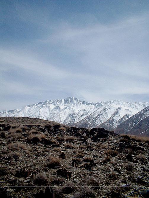 Khvansars Mountains