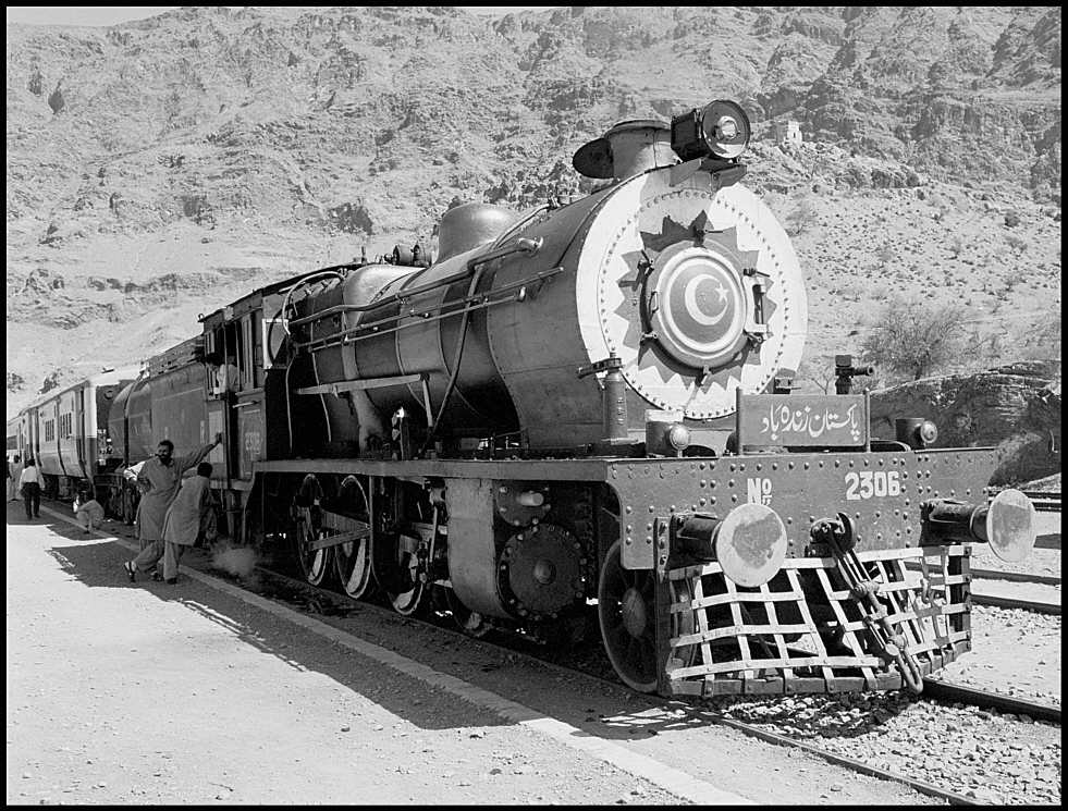 Khyber Rail