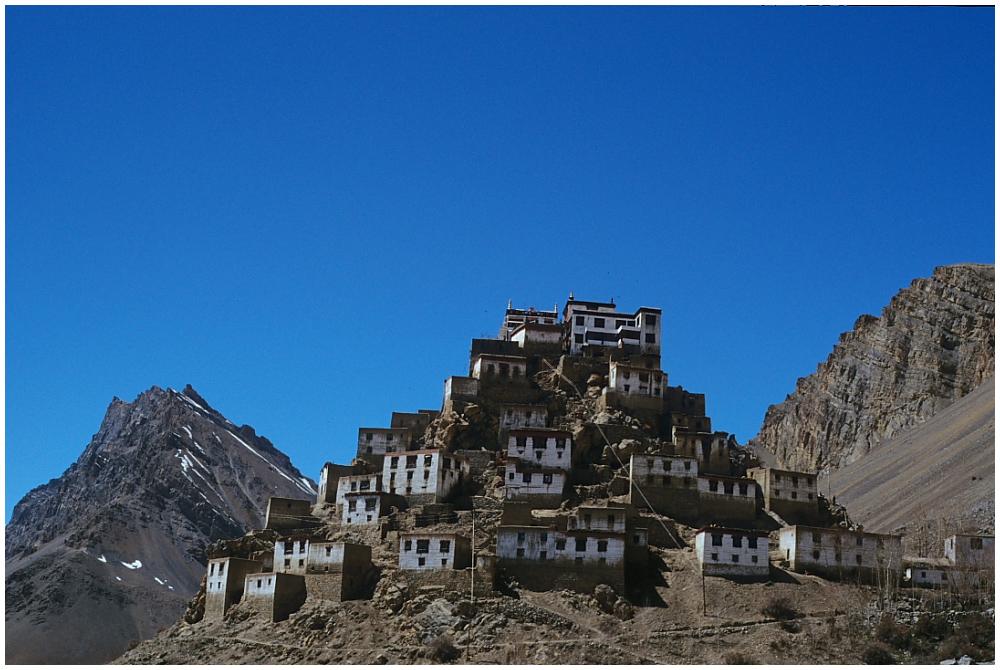 Ki Gompa, Spiti, Indischer Himalaya 02