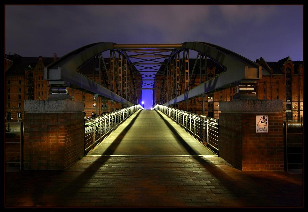 Kibbelsteg Brücke