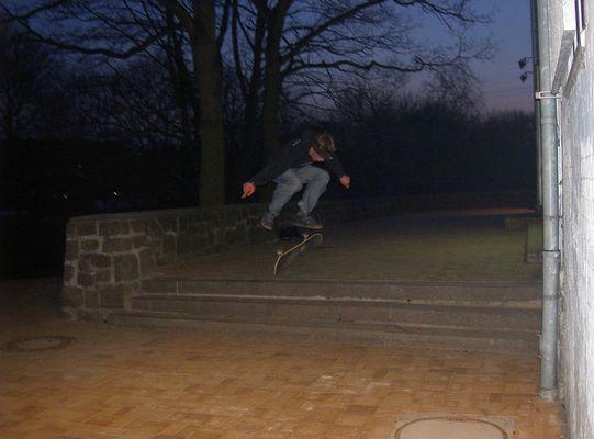 Kickflip von Daniel
