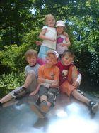 kiddies am Stein