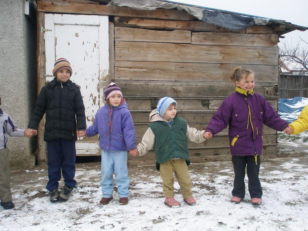 Kids am Rand der Welt
