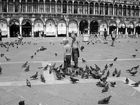 kids at St. Mark's Square