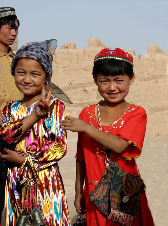 Kids in China II