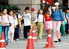 Kids in Shanghai