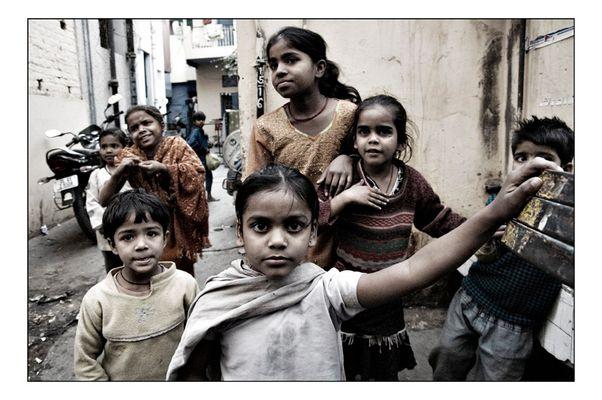 Kids of Dehli