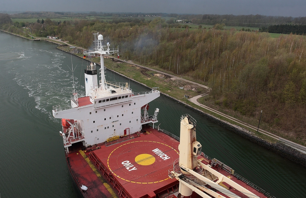 Kiel Canal 50