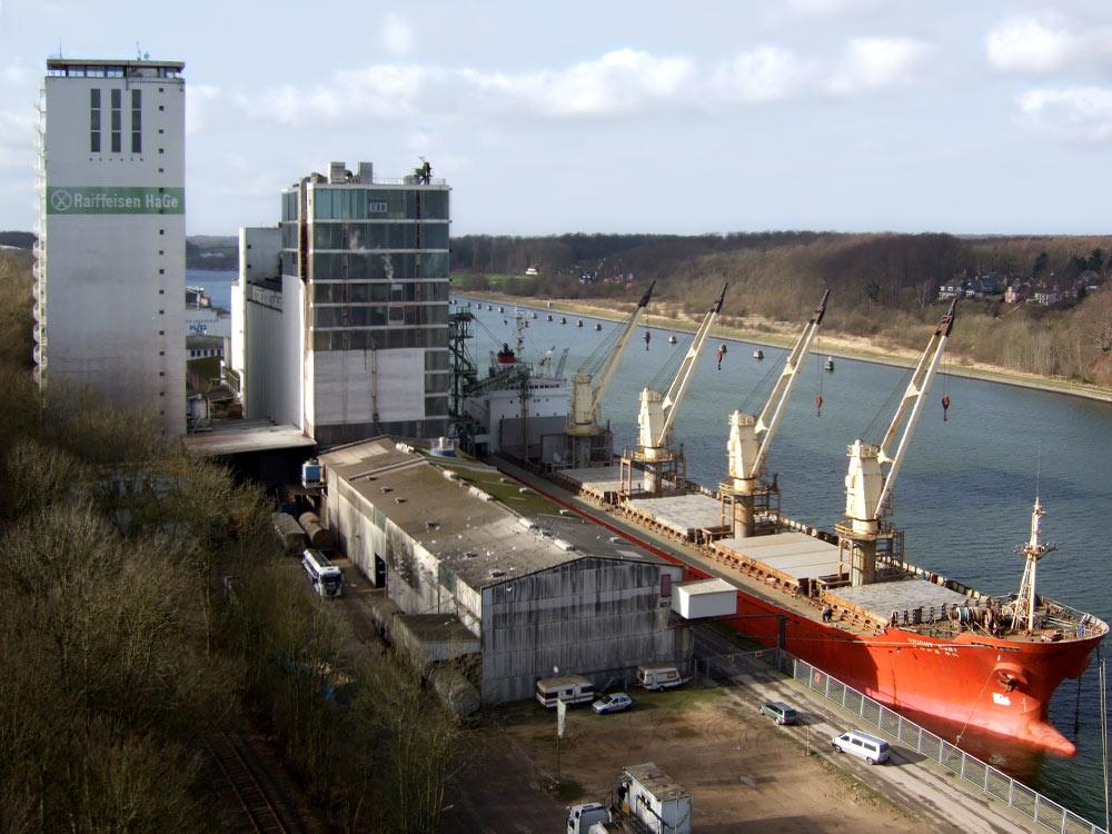 Kiel Canal - Nord-Ostsee-Kanal