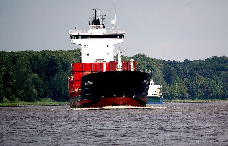 Kiel-Canal Rendsburg
