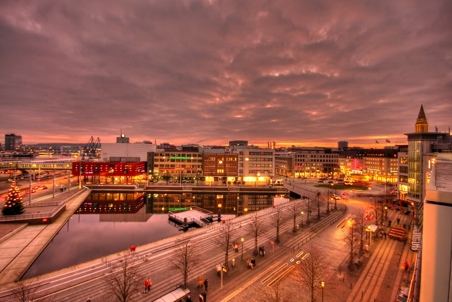 Kiel - Downtown