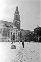 Kiel im Winter