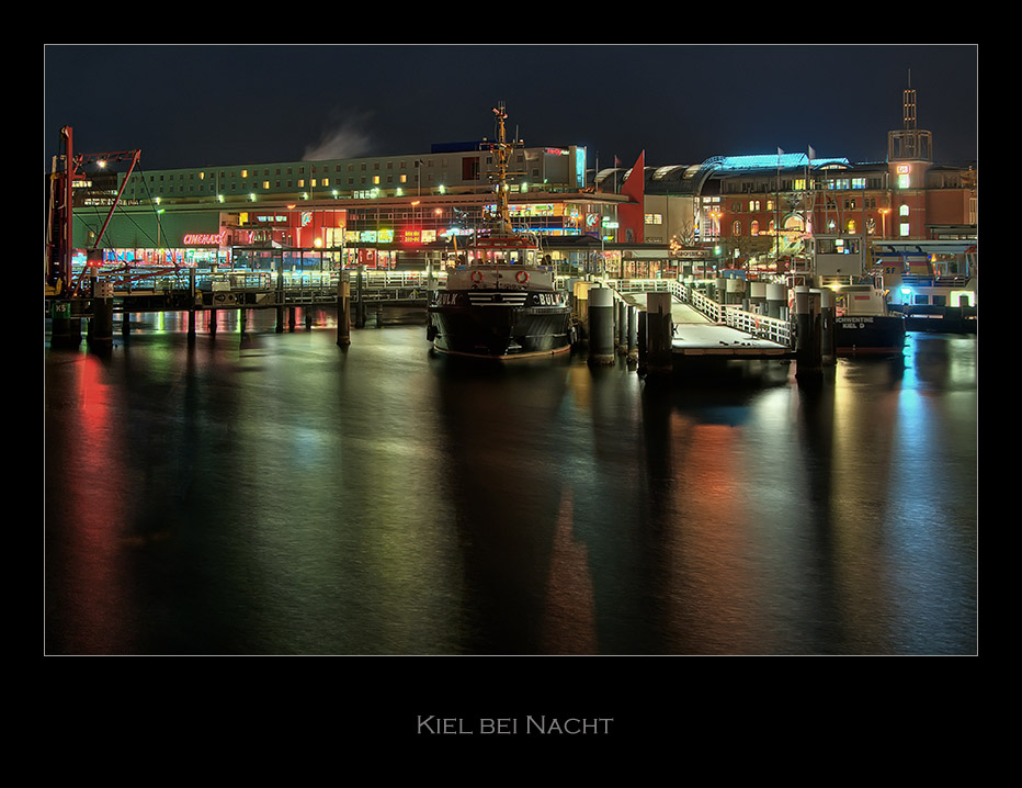 Kiel - schön frostig
