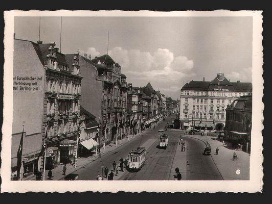 Kiel : Sophienhof / HBF ~1942