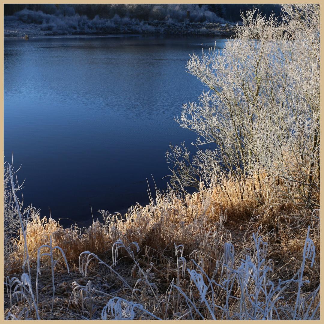 Kielder Water in winter 5