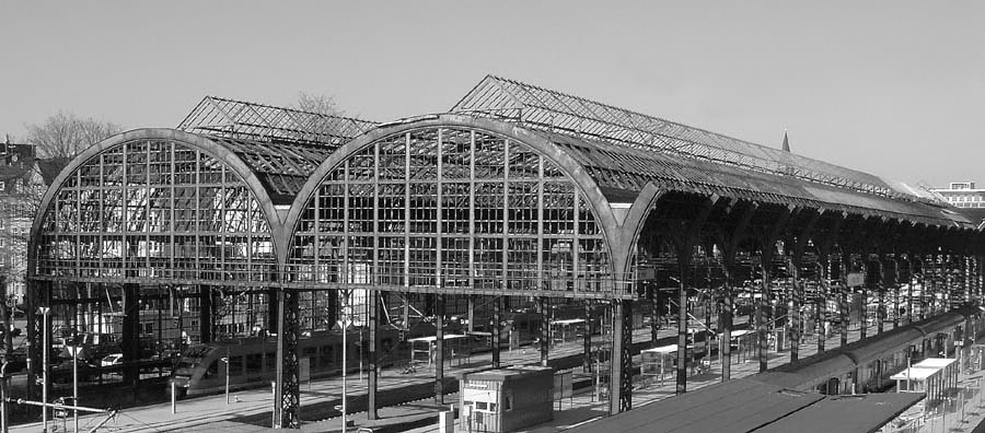Kieler Bahnhof