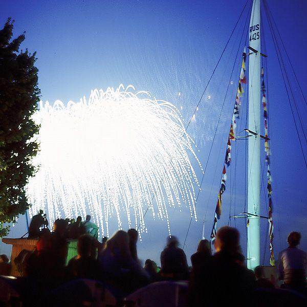 Kieler Woche Feuerwerk II