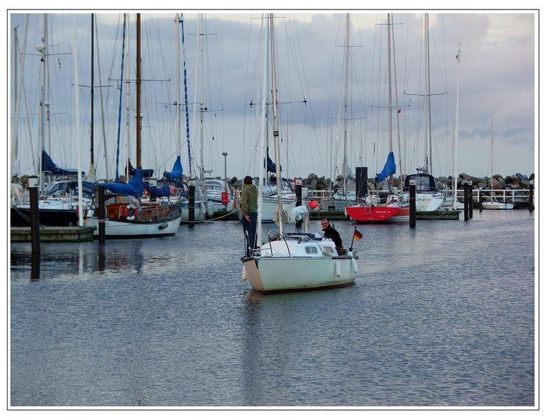 Kieler Yachthafen I