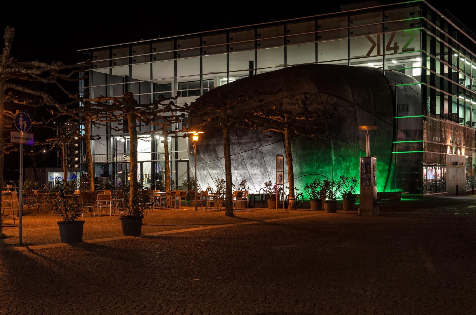 Kiesel im K42 im Medienhaus am See Friedrichshafen