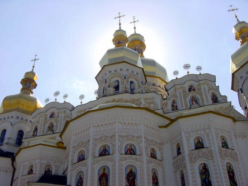 Kiev - Zarenpalast Kathedrale