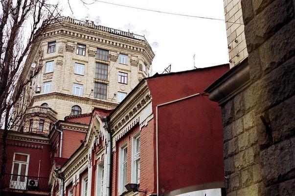 Kiew - Sichtachse