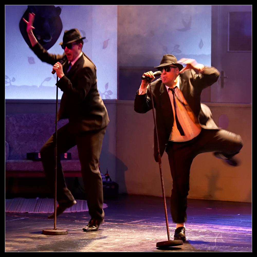 Kiez Brothers - live!
