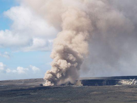Kilauea Update 1