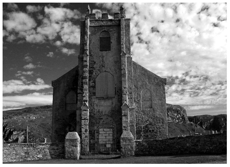 - Kilchoman Church - Isle of Islay