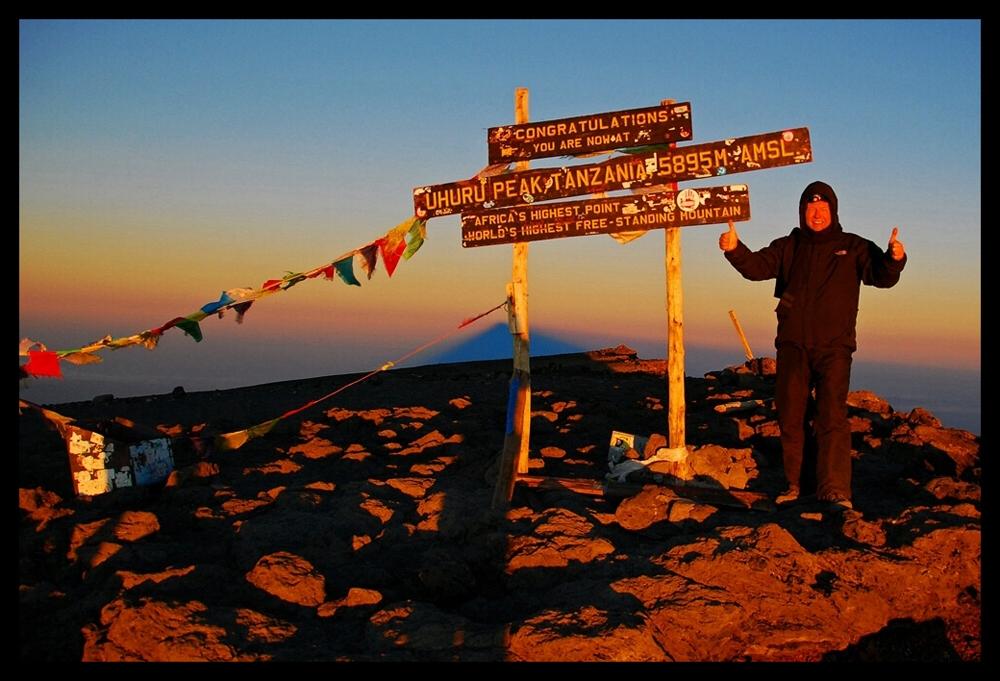 Kilimanjaro – Uhuru Peak 1