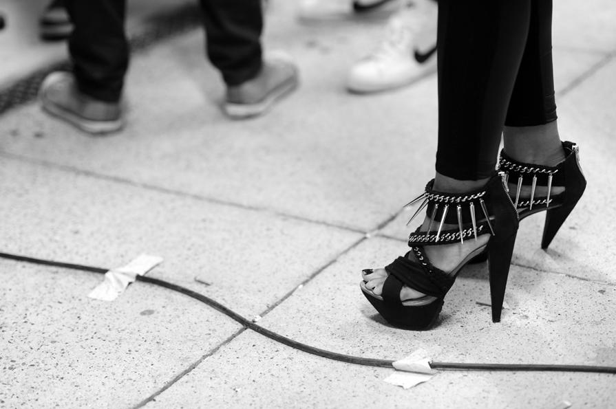 Killing Shoes