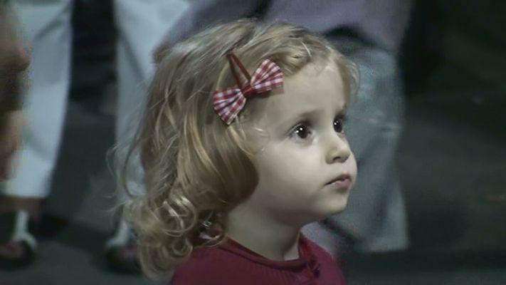 Kind beim Rakifest