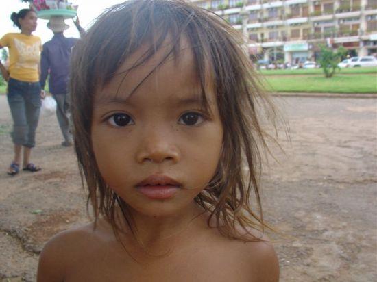 Kind in Phnom Penh