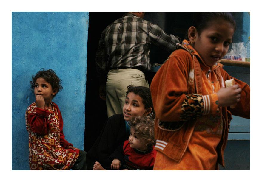 Kinder aus der Totenstadt