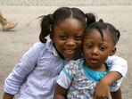 Kinder aus Ghana