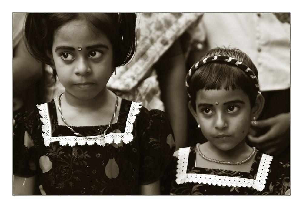 Kinder aus Kerala #1