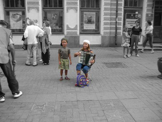 Kinder der Armut