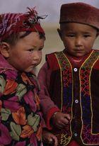 Kinder der Steppe