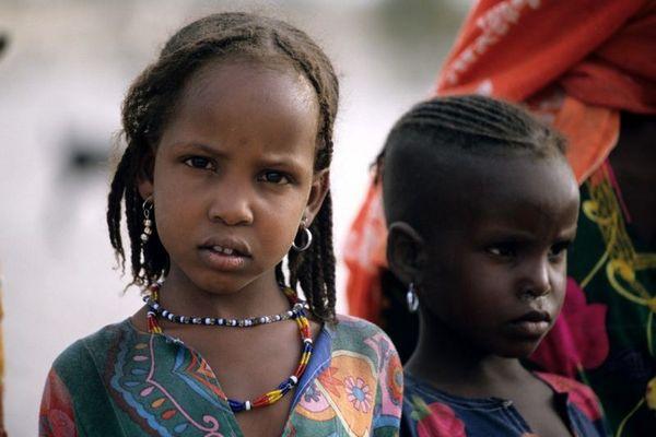 Kinder der Wüste