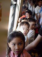 """Kinder"" Eröffnungs Woche der Bangkok S-Bahn"