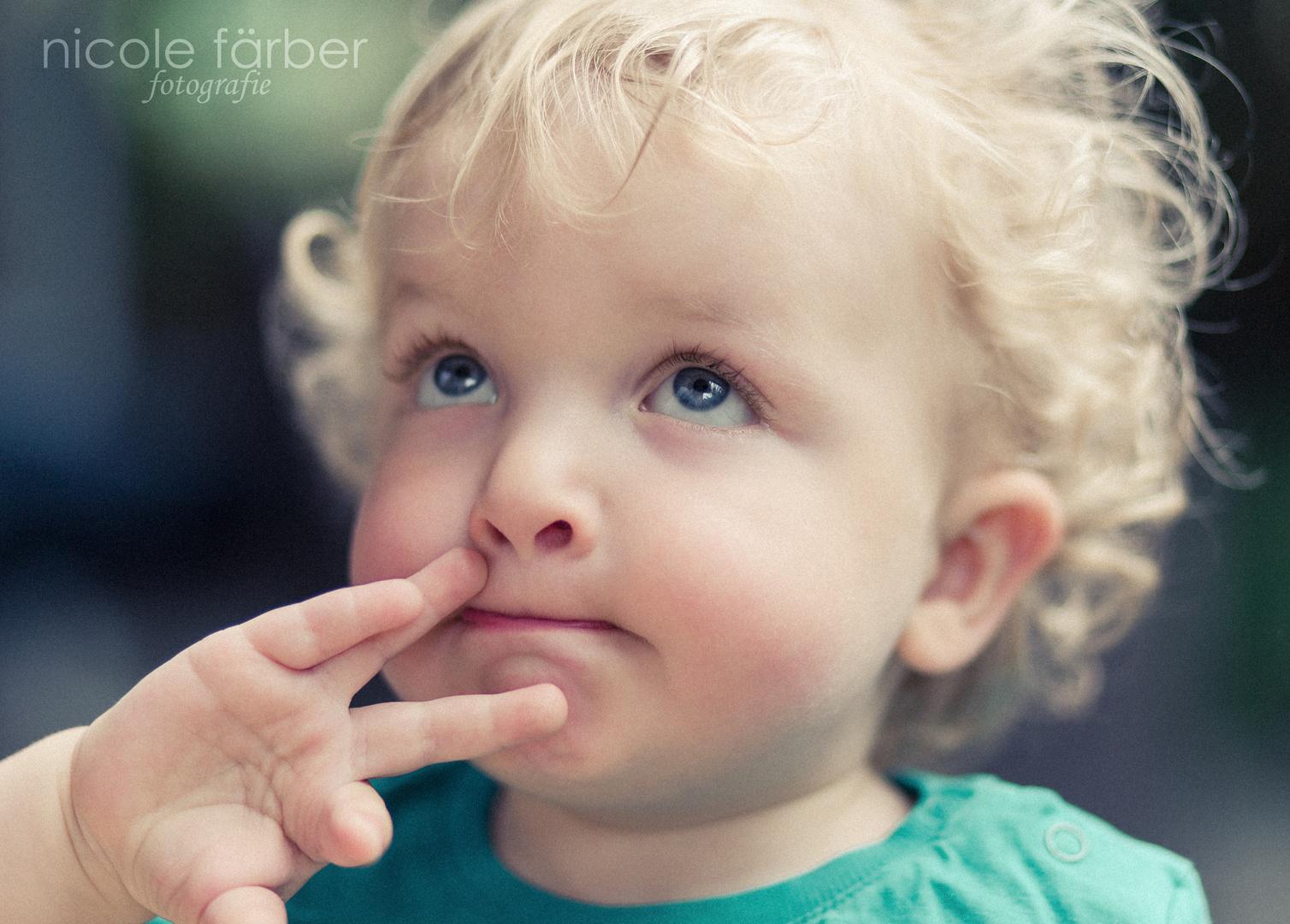 Kinder haben die märchenhafte Gabe