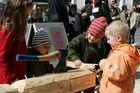 Kinder Holzmarkt Jena